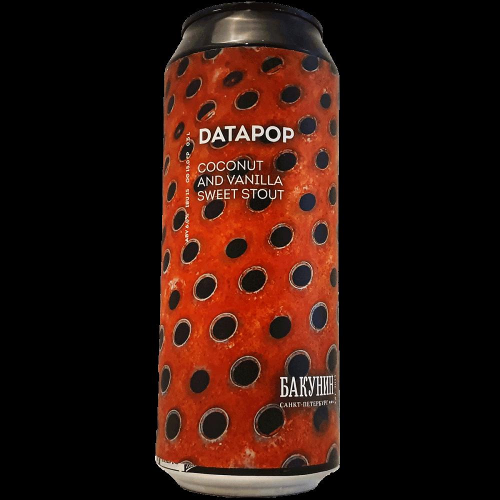 Datapop 50 cl - Bakunin