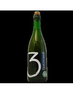 Oude Geuze (season 18/19) Blend No. 46 75 cl - 3 Fonteinen