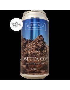 Rosetta Cone West Coast IPA 44 cl - Burnt Mill