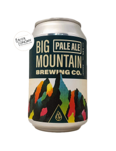 Pale Ale Big Mountain Brewing Company Bière Canette