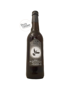 Barrique Smoked Wheat Wine - 50 cl - BHB