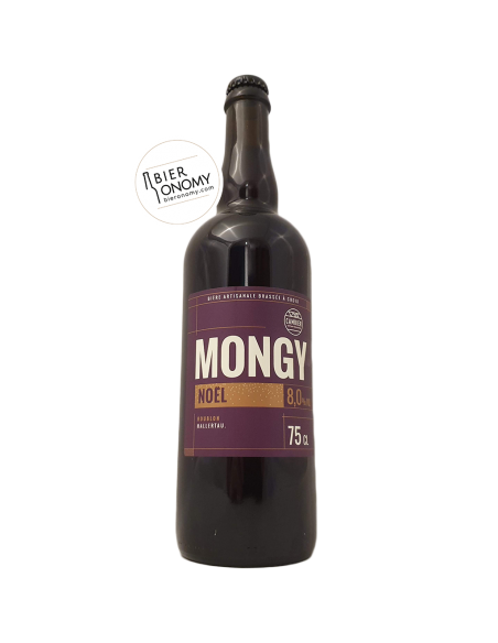 Mongy Noël - 75 cl - Cambier