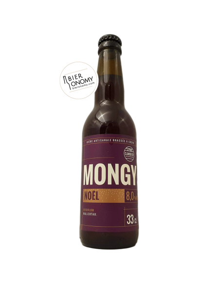 Mongy Noël - 33 cl - Cambier