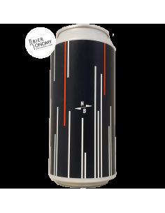Baltic Porter + Cherry - 44 cl - North x Pressure Drop