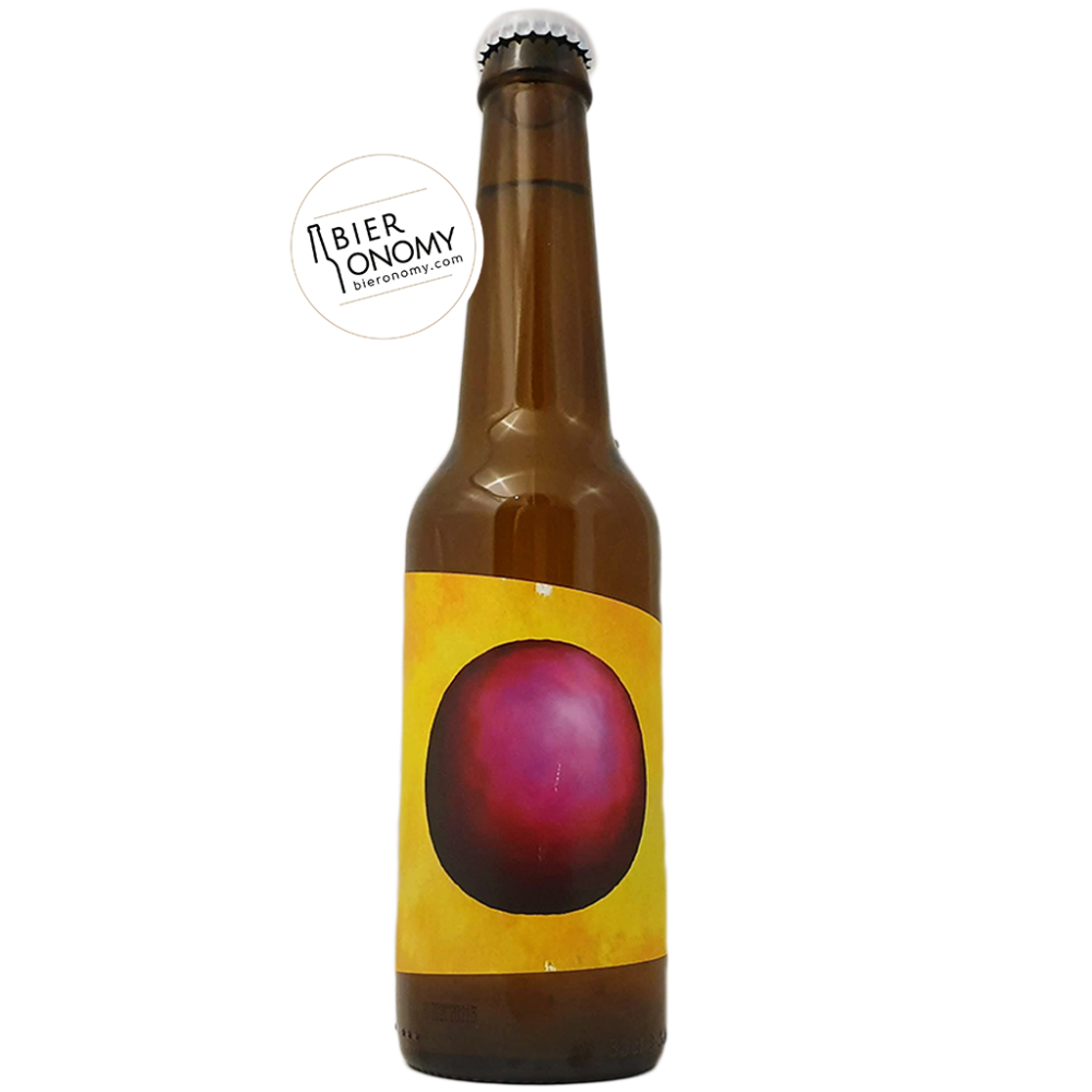 Berliner Weisse Fruits de la Passion 33 cl Brasserie Le Détour