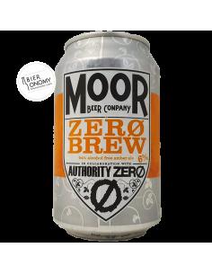 Zero Brew BBF 22/03/20 - 33 cl - Moor x Authority Zero