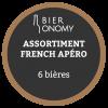 Assortiment French Apéro 6 bières