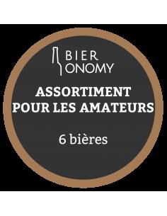 Assortiment Pack Pour Les Amateurs Bières Artisanales Bieronomy
