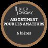 Assortiment Pour Les Amateurs 6 Bières