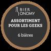 Assortiment Pour Les Geeks 6 bières