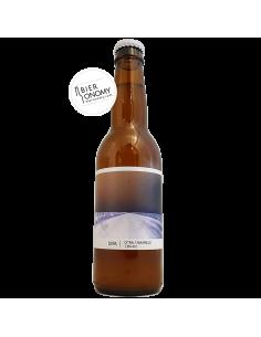 DIPA Citra Amarillo Brasserie Popihn Bière Artisanale Bieronomy