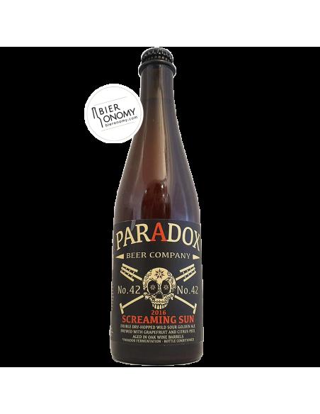 Skully Barrel No. 42 Screaming Sun - 50 cl - Paradox