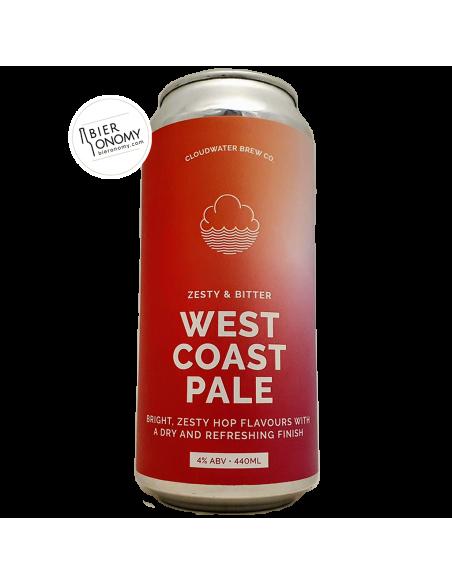 Bière West Coast Pale (2020) 44 cl Brasserie Cloudwater Brew Co