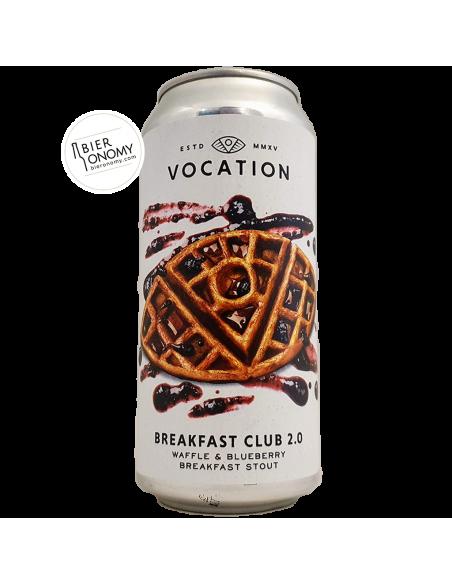 Breakfast Club 2.0 Stout Vocation Brewery Bière