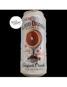 The BIG O Blood Orange IPA 47,3 cl Sugar Creek