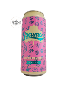 Sticky Crystals NEIPA 47,3 cl Sycamore