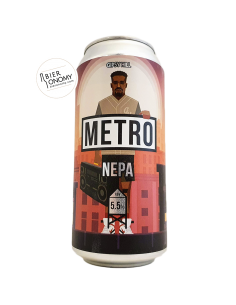 Metro - 44 cl - Gipsy Hill