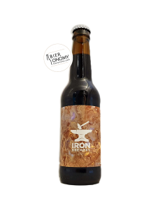 Nut Big D Imperial Stout Brasserie Iron Bière Artisanale Bieronomy