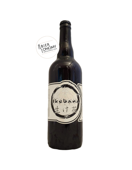 Ikebana IPA - 75 cl - Ouroboros