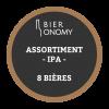 Box : IPA - 8 Bières
