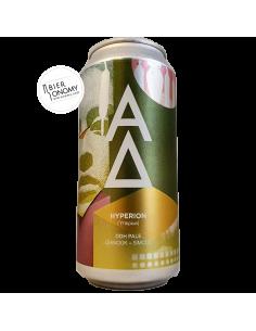 Hyperion New England DDH Pale Ale Alpha Delta Brewing Bière Artisanale Bieronomy