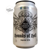 Hounds Of Hell Imperial IPA FrauGruber Craft Brewery Bière Artisanale Bieronomy