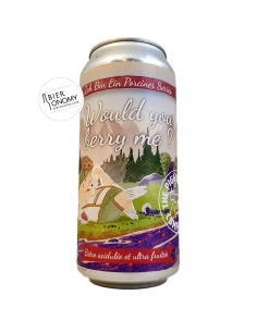 Would You Berry Me? The Piggy Brewing Company Sour Bière Artisanale Bieronomy