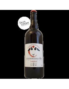 Bière Blonde 4 Céréales 75 cl Brasserie La Caussenarde