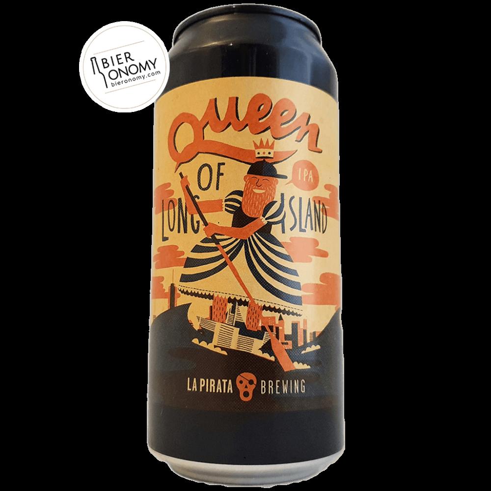 Queen Of Long Island IPA New England La Pirata Barrier Brewing Company Bière Artisanale Bieronomy