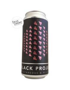 MIDAS Dry-Hopped Sour Ale - 47,3 cl - Black Project Spontaneous & Wild Ales