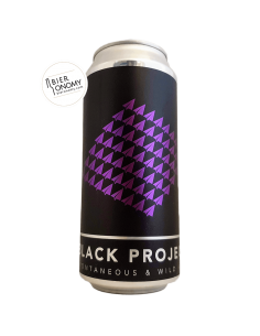 TYPHOON Sour Wheat Ale - 47,3 cl - Black Project Spontaneous & Wild Ales