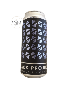 CRYPTIC Sour Wheat Ale - 47,3 cl - Black Project Spontaneous & Wild Ales