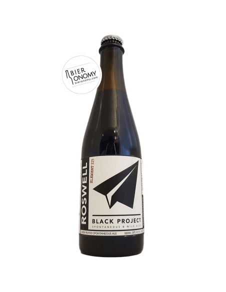 ROSWELL ELEMENT 115 - 50 cl - Black Project Spontaneous & Wild Ales