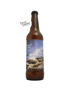 Salty Dog Sour Gose Bakunin Brewery