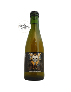 8 Full Blend Sour Aged White Wine Barrels Hoppy Road x La Calavera