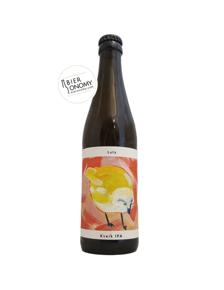 Lutz Kveik IPA Flügge Brewery