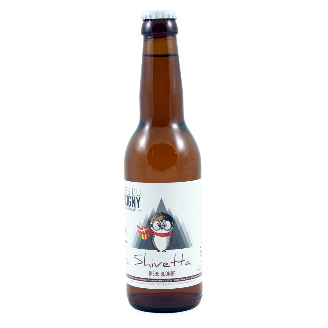 Shivetta Blonde - 33 cl