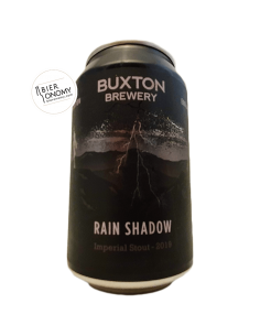 Rain Shadow Imperial Stout Buxton Brewery Bière