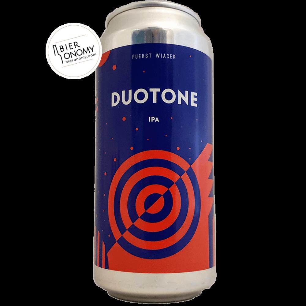 Duotone IPA FUERST WIACEK Bière Artisanale Bieronomy