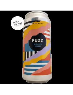 Fuzz Berliner Weisse FUERST WIACEK Bière Artisanale Bieronomy