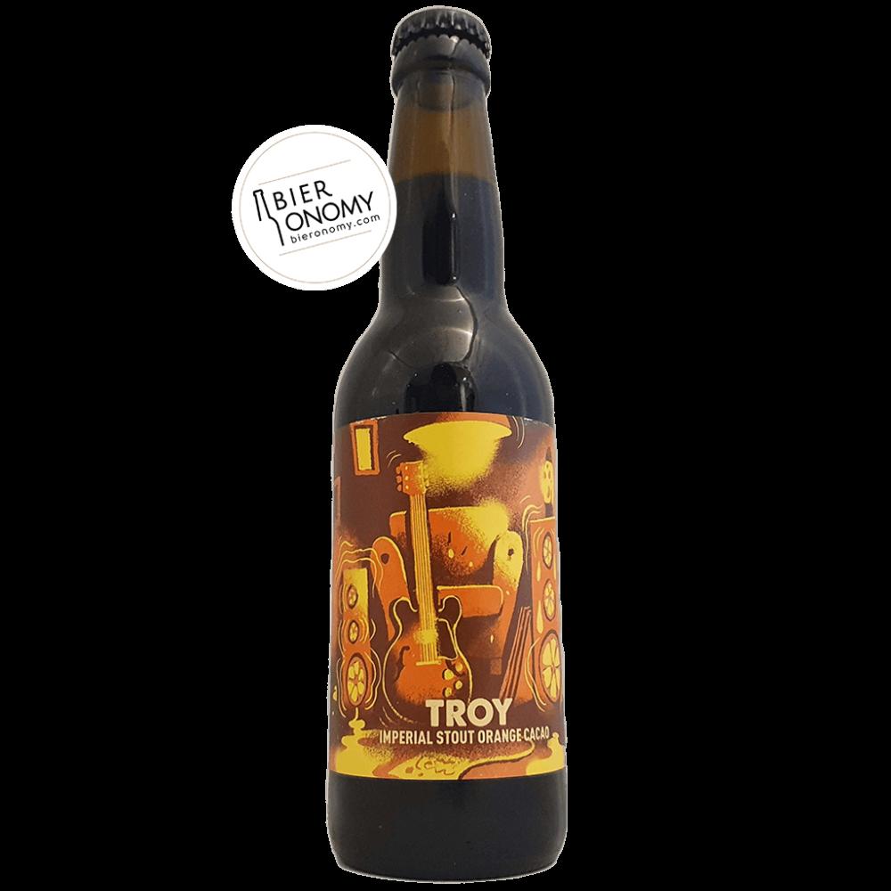 Troy Imperial Stout Brasserie Hoppy Road Bière Artisanale Bieronomy
