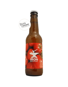 Gose Bloody Mary Sour Brasserie Iron Bière Artisanale Bieronomy
