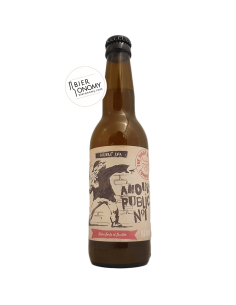 Amour Public N°1 DIPA New England The Piggy Brewing Company Bière Artisanale Bieronomy