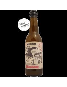 Amour Public N°1 DIPA New England Brasserie The Piggy Brewing Company Bière Artisanale Bieronomy