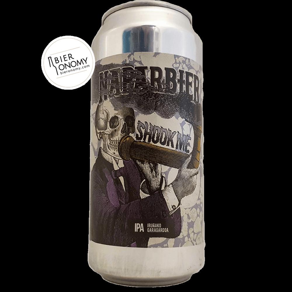 Shook Me IPA Naparbier Brewery Bière Artisanale Bieronomy