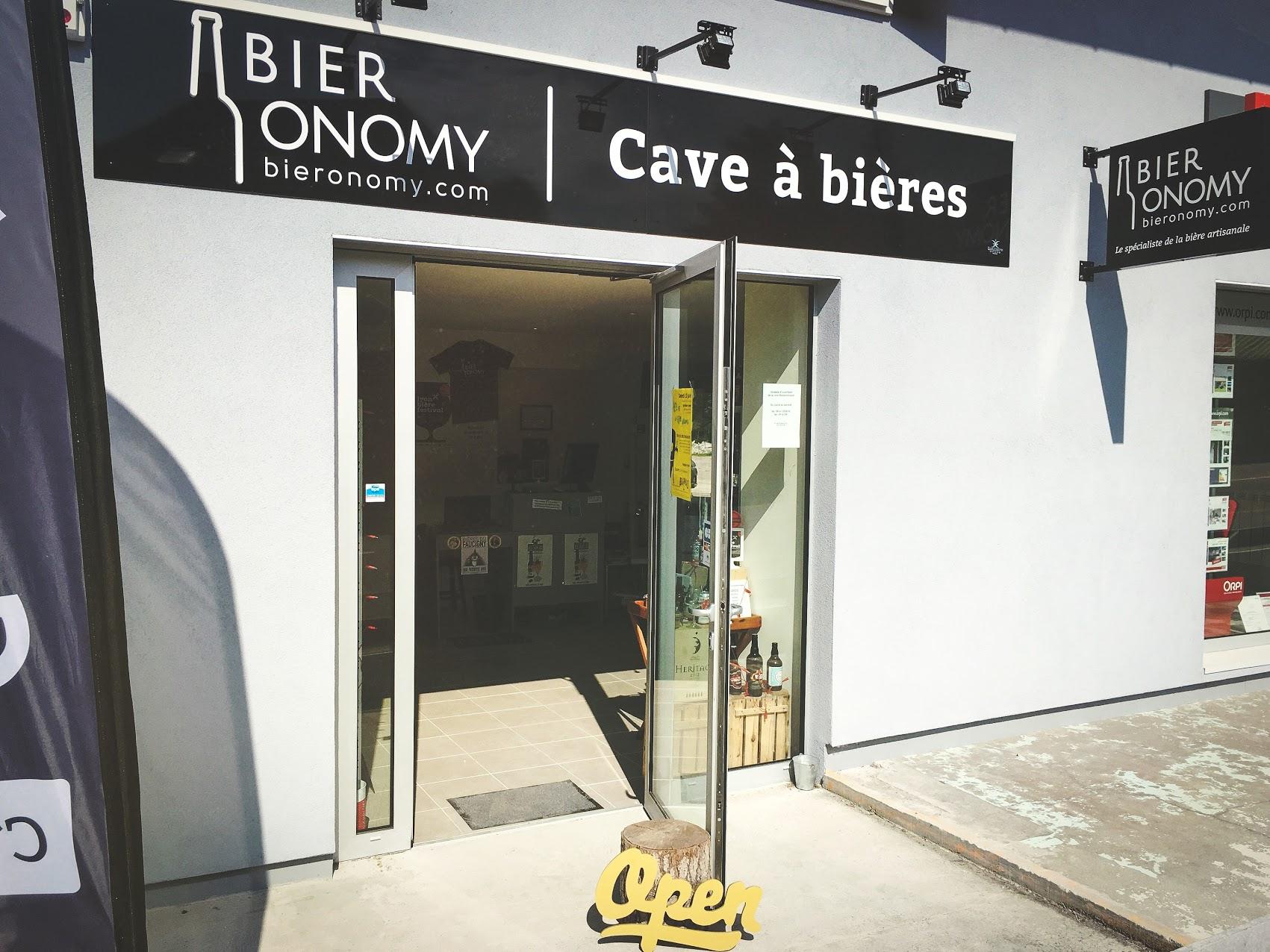 La cave à bières Bieronomy !