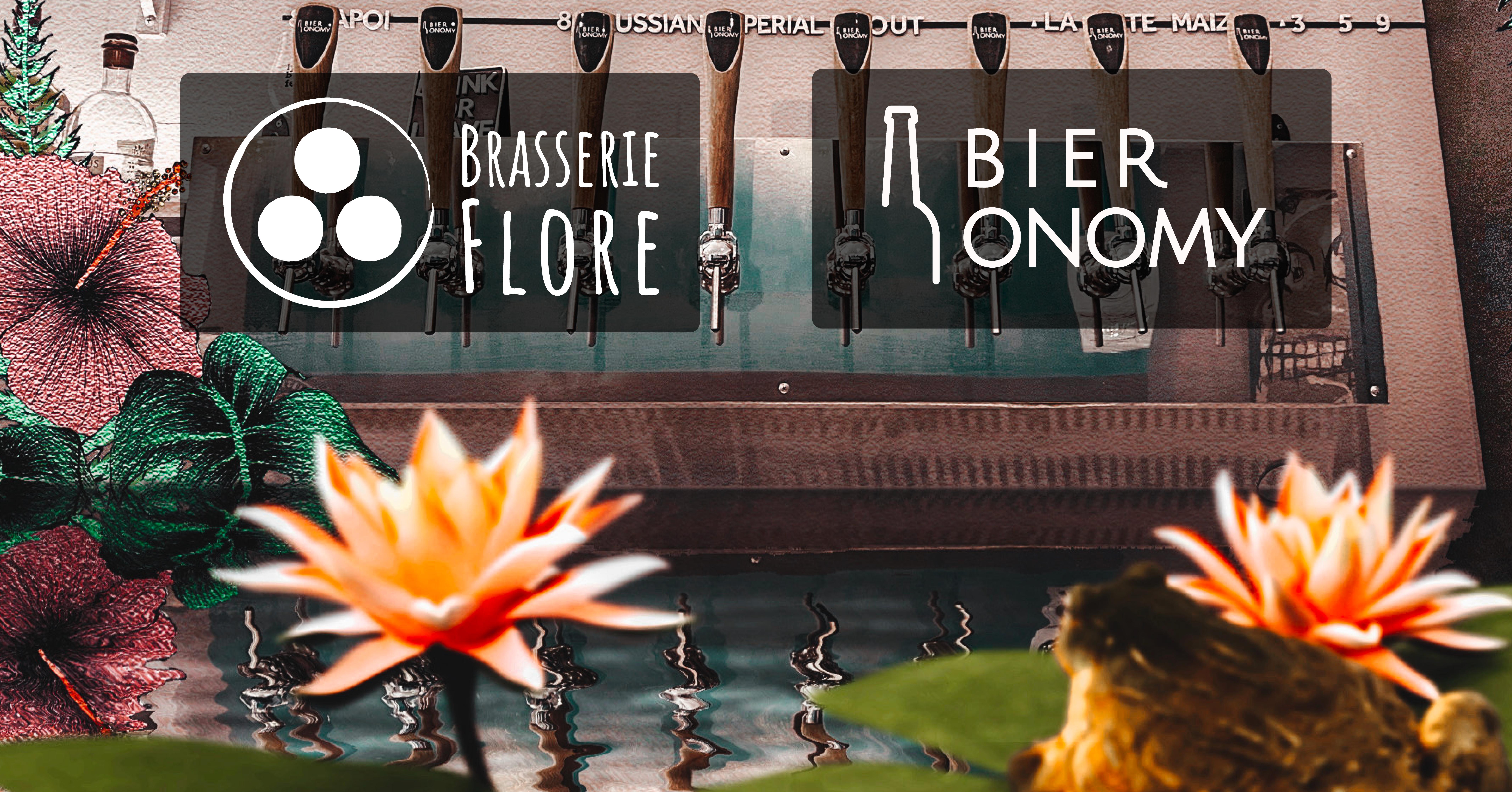 Événement Brasserie Flore Bar Bieronomy